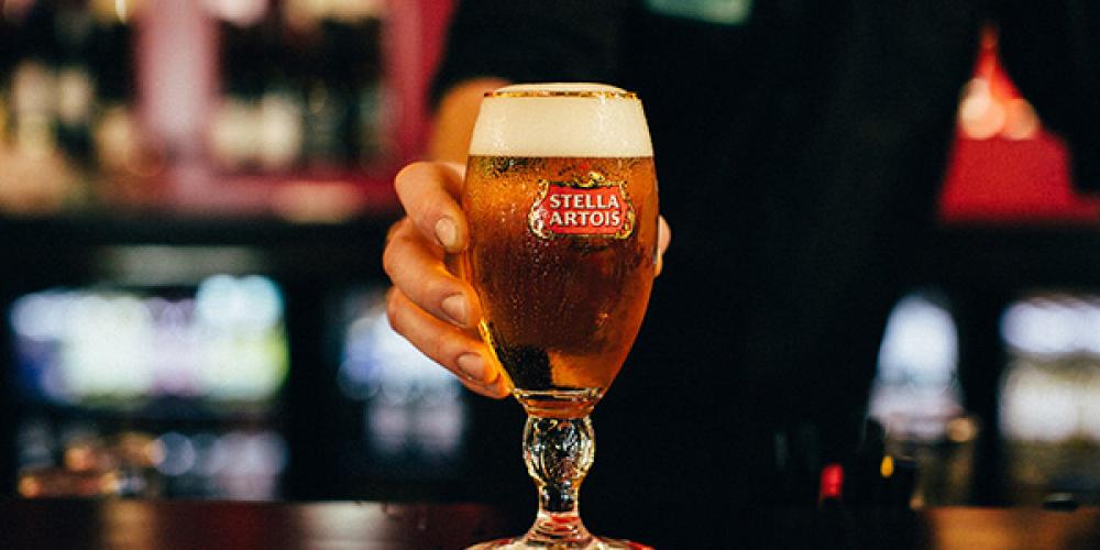 Stella Beer Photo